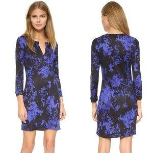 {Diane von Furstenberg} Raye Floral Silk Dress